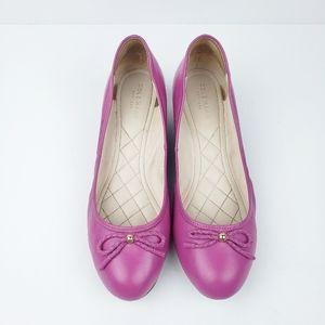 Cole Haan Grand Tali Lac wedge heel size 8.5B